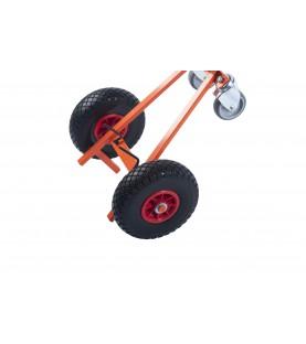 Egaliseertrolley DeLuxe (met grote wielen)