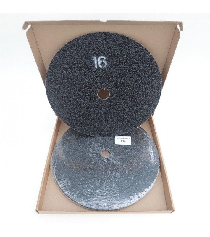 Schuurschijven P16 Ø375mm per 10
