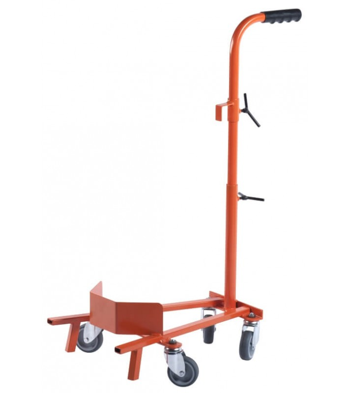 Egaliseertrolley Standaard (met kleine wielen)