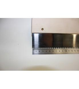 Egaliseerrakel C3 (56 cm breed met vaste vertanding)