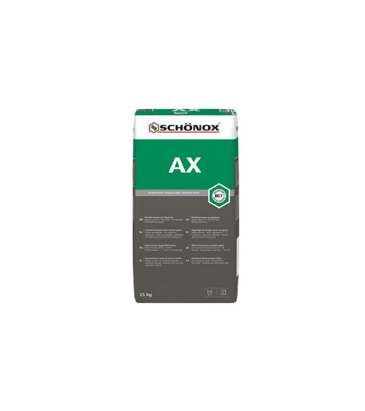SCHÖNOX AX egaliseermiddel (25 Kg.)
