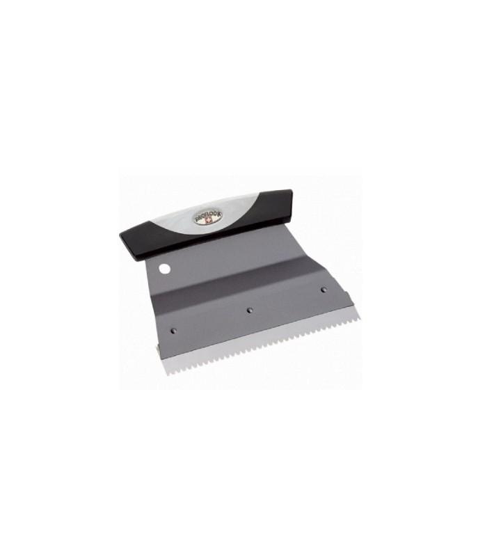 LIJMKAM TEFLON 18 cm. anti-kleef (verwisselbare tandlijst)